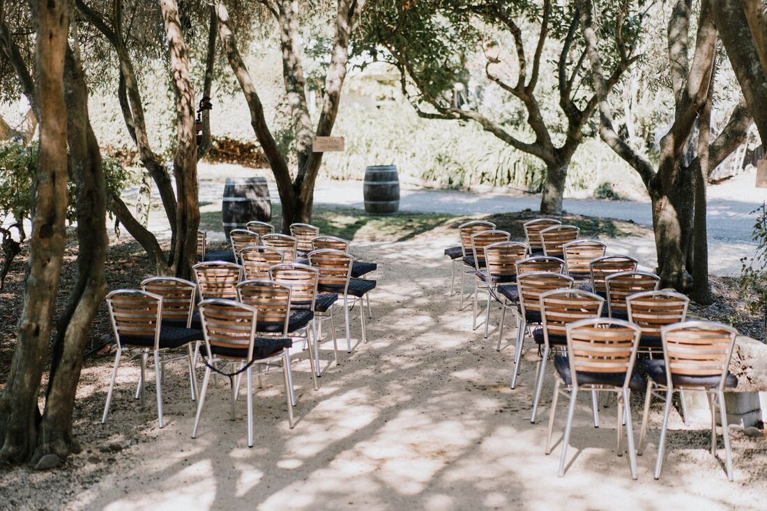 Clearview Estate Winery Wedding Venue