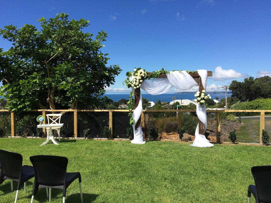 Leigh Central Function & Events Centre Auckland Wedding Venue
